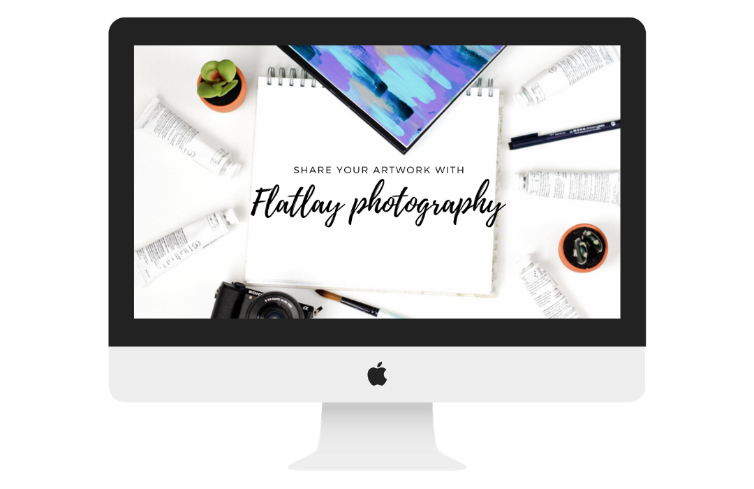Share-Your-Artwork-With-Flatlay-Photography-2